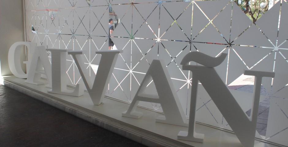 Nuestas proyecciones en fachada