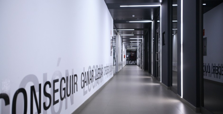Proyecto Centro Deportivo Arena Alicante