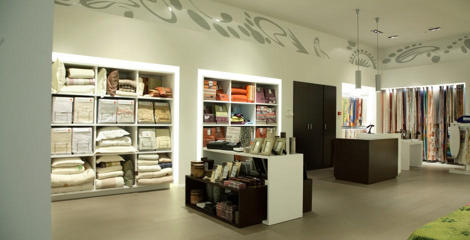 Proyecto tienda Reig Marti Sevilla